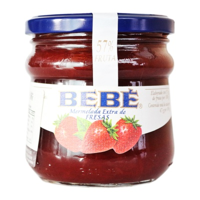 Bebe Strawberry Preserve 340g