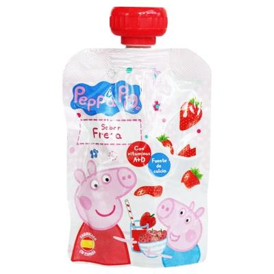 Peppa Pig Strawberry Milk Beverage 90g