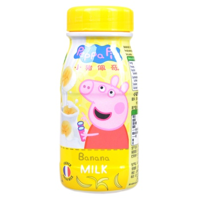 Peppa Pig Banana Milk 250ml