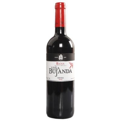 Rioja Vina Bujanda Tinto 750ml