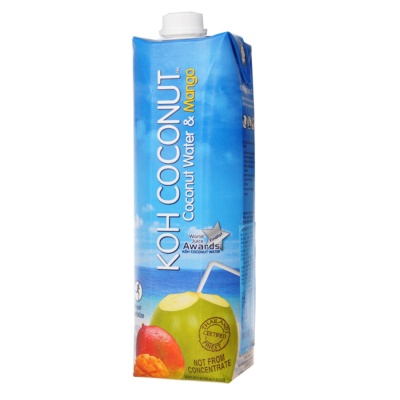 Koh Coconut Water & Mango Juice Drink 1L