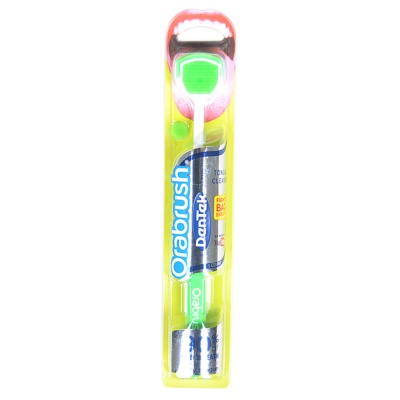 Dentek Tongue Cleaner 1p