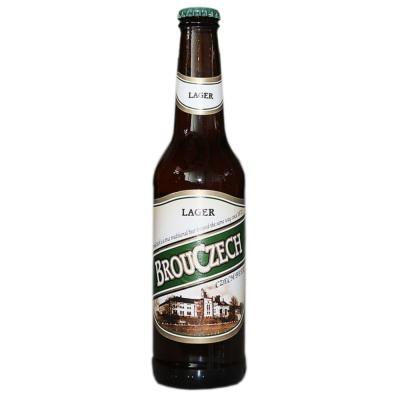 BrouCzech Premium Lager Beer 330ml