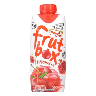 Meysu Sour Cherry Pomegranate Juice 330ml