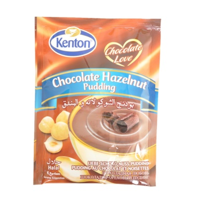 Kenton Pudding Chocolate & Nut 100g