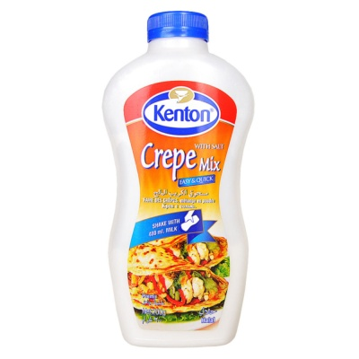 Kenton Crepe Mix with Salt 200g