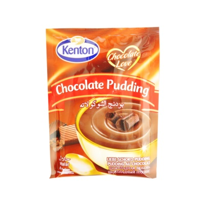 Kenton Pudding Chocolate 100g