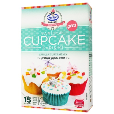 Kenton Cupcake Powder 350g