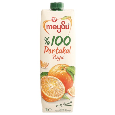 Meysu Orange Juice 1L