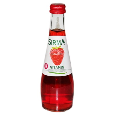 Sirma Strawberry 250ml