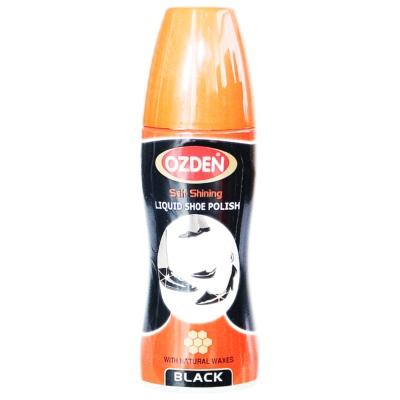 欧足登自动上光液体鞋油(黑色) 80ml