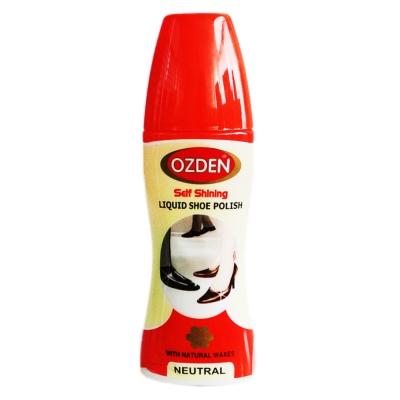 Ozden Liquid Shoe Polish Neutral 80ml
