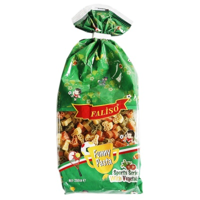 Faliso Sports Series With Vegetables 250g