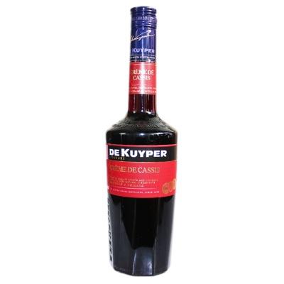 De Kuyper Blackcurrant Cream Liqueur 700ml