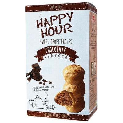 Happy Hour Sweet Profiteroles Chocolate 70g