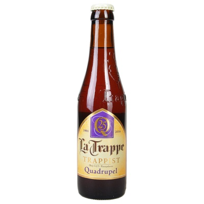 La Trappe Quadrupel Abbey Ale 330ml