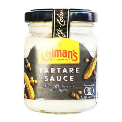 Colmans Sauce Jar Tartare 144g