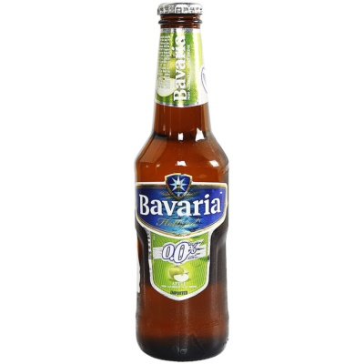 Bavaria Non Alcoholic Apple Malt Drink 330ml