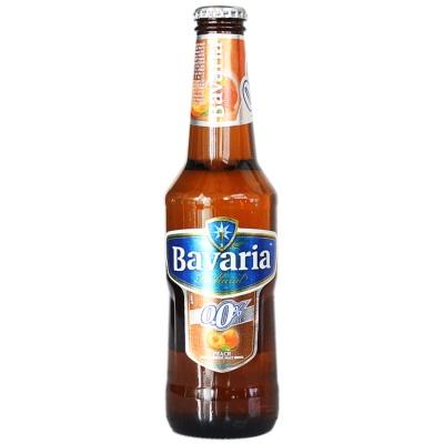 Bavaria Non Alcoholic Peach Malt Drink 330ml