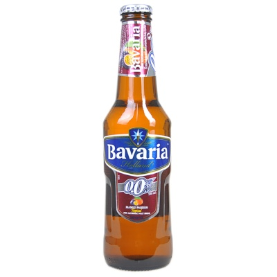 Bavaria 0% Mango&Passion Non Alcoholic Beer 330ml