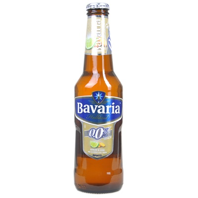 Bavaria 0% Ginger&Lime Non Alcoholic Beer 330ml