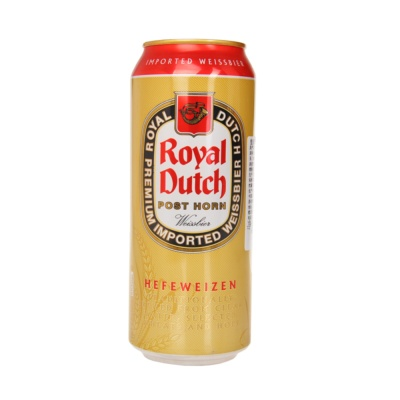 Royal Dutch Post Horn Weissbier 500ml