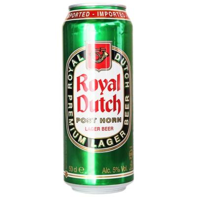 德国皇家骑士5度淡爽啤酒(听装) 500ml