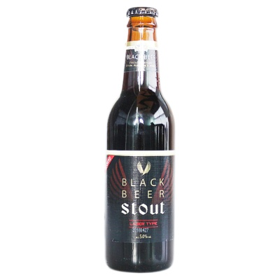 Hite Black Beer Stout 330ml