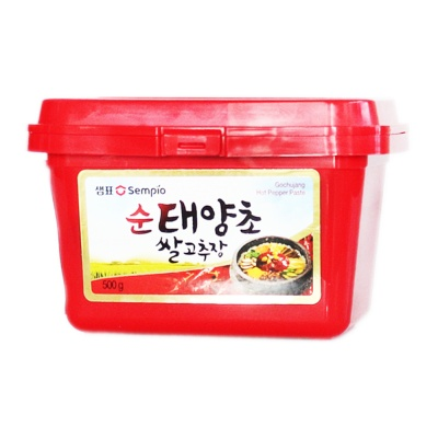 Sempio Gochujang Hot Pepper Paste 500g