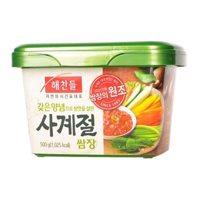 Korean Seasoned Soybean Paste 500g