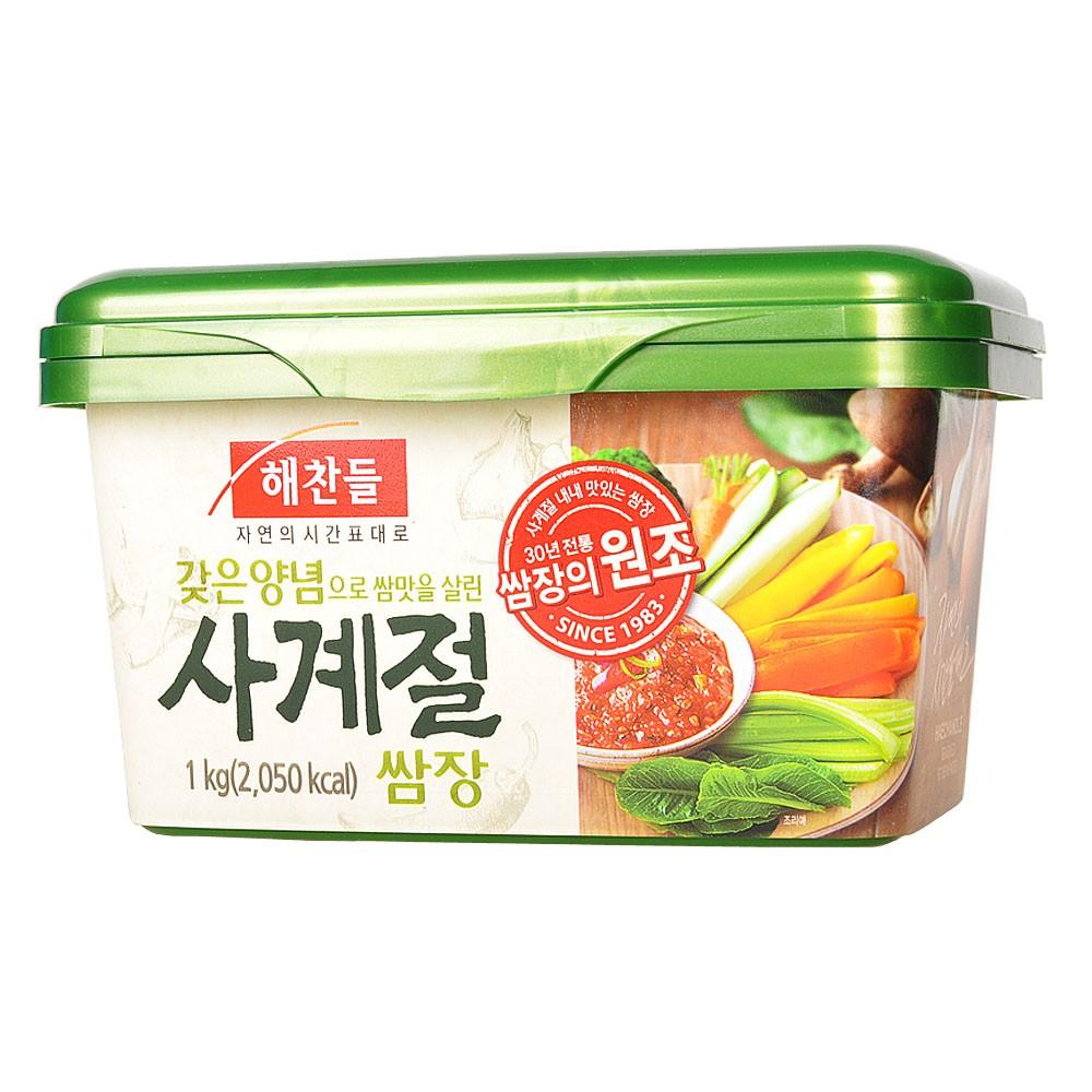 CJ Korea Seasoned Soybean Sauce 1kg