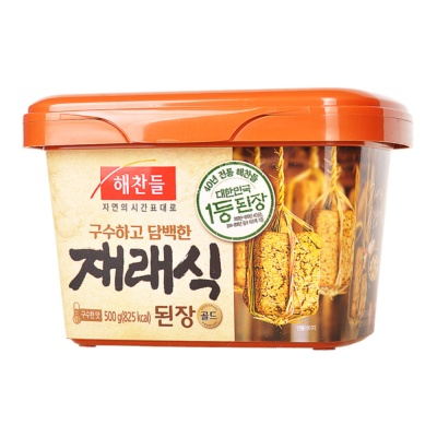 Haechandle Korean Soybean Paste 500g