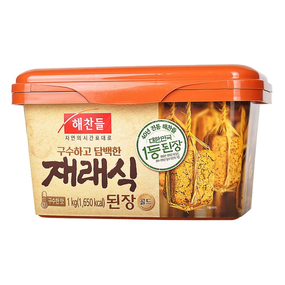 CJ Traditional Soybean Paste 1kg