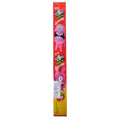 Haitai Strawberry Flavor Sticky Candy 27g