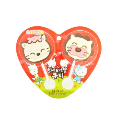 Haitai Cat Chocolate 27g