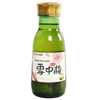 Lotte Plum Liqueur Seoljoongmae 375ml