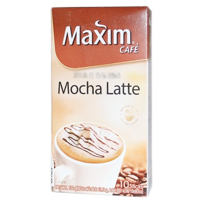 Maxim Mocha Latte Coffee 132g