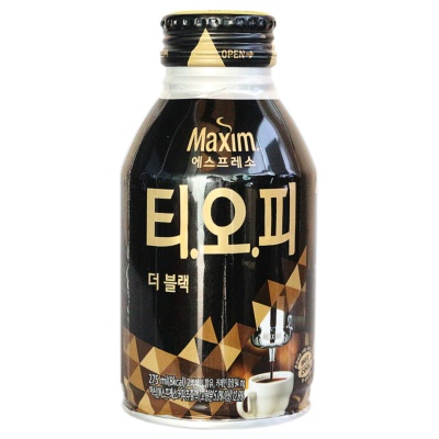 Maxim Espresso T.O.P Coffee(Black) 275ml