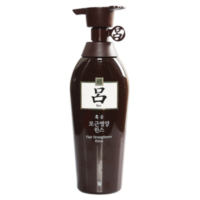 Ryo Hair Strengthener Rinse(Brown) 400ml