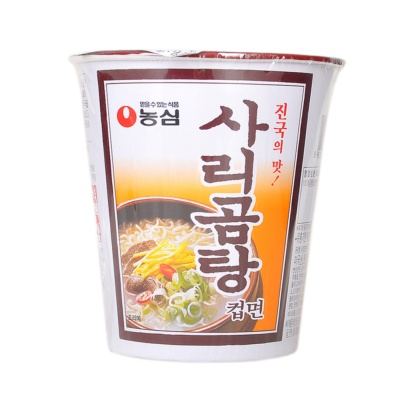 Nongshim Bulalo Flavored Instant Noodles 61g