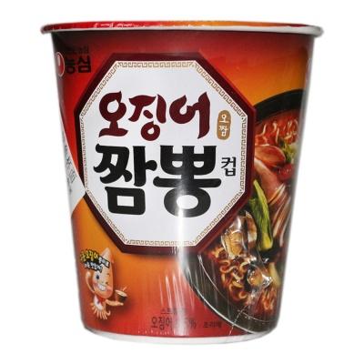 Nongshim Squid Instant Noodle 67g