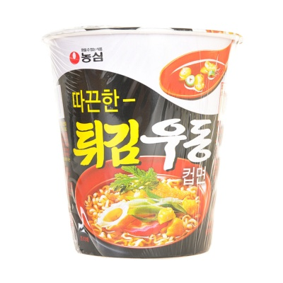 Nongshim Fried Udon Small Bowl 62g