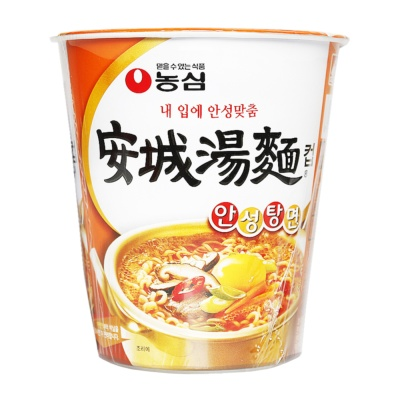 Nongshim Ancheng Soup Noodles 66g