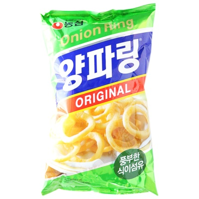 Nongshim Original Onion Ring 84g