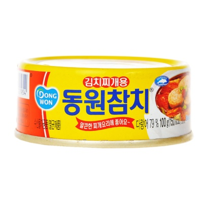 东远金枪鱼罐头(泡菜汤用)100g*60 100g