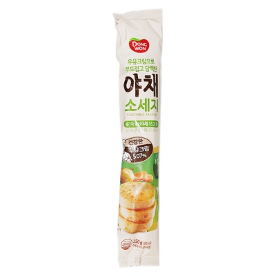 Dongwon Vegetable Sausage 250g