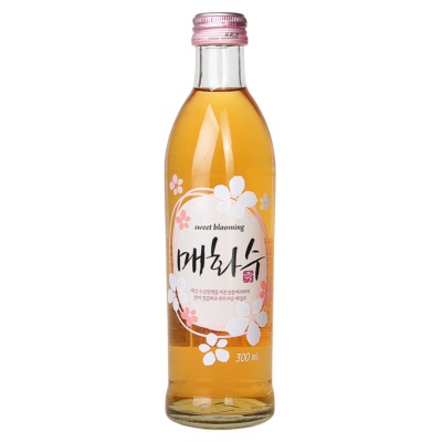 Jinro Sweet Blooming Umeshu 300ml