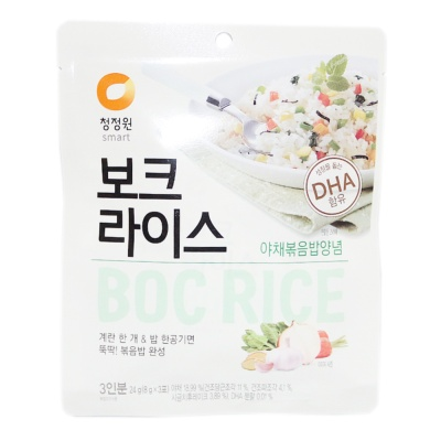 Jungoneshop Fried Rice Seasoning(vegetable) 24g