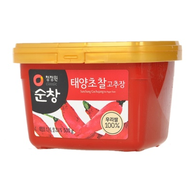 Chungjungone Hot Pepper Bean Paste 500g