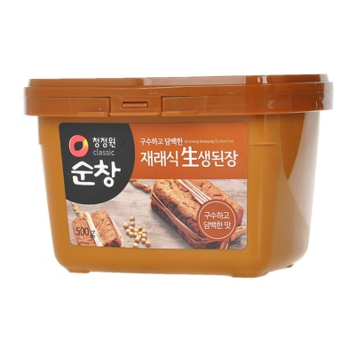Chungjungone Soy Bean Paste 500g